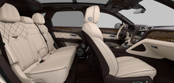 New 2021 Bentley Bentayga V8 First Editon for sale Call for price at Pagani of Greenwich in Greenwich CT 06830 9