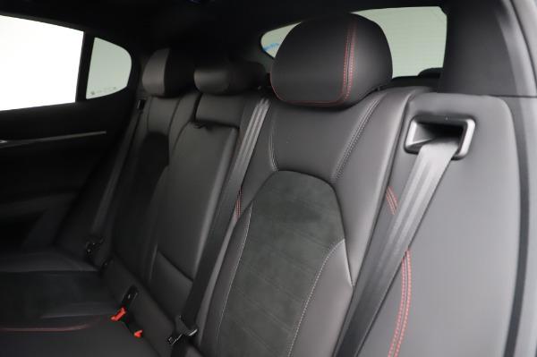 New 2021 Alfa Romeo Stelvio Quadrifoglio for sale $91,750 at Pagani of Greenwich in Greenwich CT 06830 18