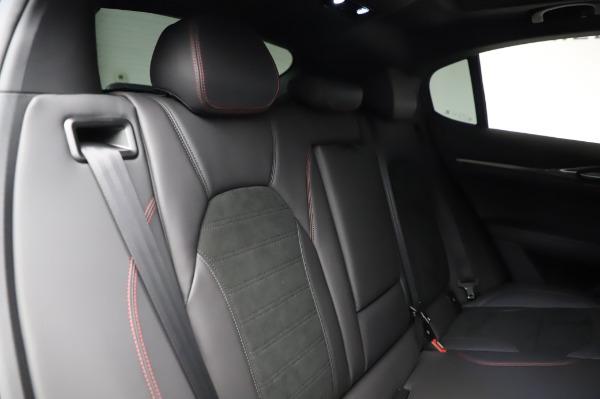 New 2021 Alfa Romeo Stelvio Quadrifoglio for sale $91,750 at Pagani of Greenwich in Greenwich CT 06830 26