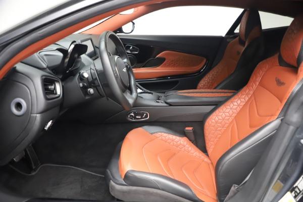Used 2019 Aston Martin DBS Superleggera for sale $279,990 at Pagani of Greenwich in Greenwich CT 06830 14
