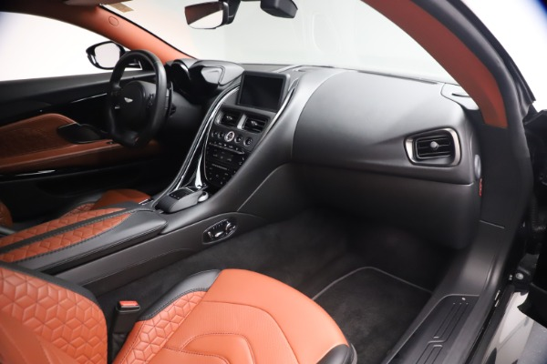 Used 2019 Aston Martin DBS Superleggera for sale $279,990 at Pagani of Greenwich in Greenwich CT 06830 19