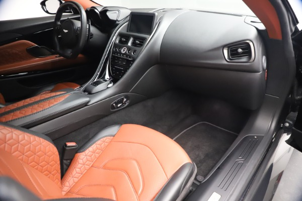 Used 2019 Aston Martin DBS Superleggera for sale $279,990 at Pagani of Greenwich in Greenwich CT 06830 20
