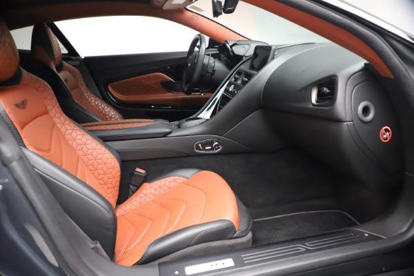 Used 2019 Aston Martin DBS Superleggera for sale $279,990 at Pagani of Greenwich in Greenwich CT 06830 21
