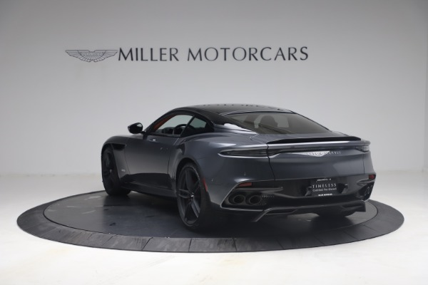Used 2019 Aston Martin DBS Superleggera for sale $279,990 at Pagani of Greenwich in Greenwich CT 06830 4
