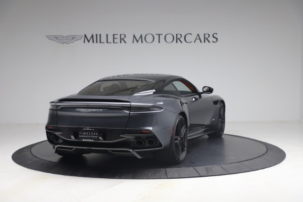 Used 2019 Aston Martin DBS Superleggera for sale $279,990 at Pagani of Greenwich in Greenwich CT 06830 6