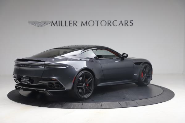 Used 2019 Aston Martin DBS Superleggera for sale $279,990 at Pagani of Greenwich in Greenwich CT 06830 7