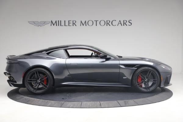 Used 2019 Aston Martin DBS Superleggera for sale $279,990 at Pagani of Greenwich in Greenwich CT 06830 8