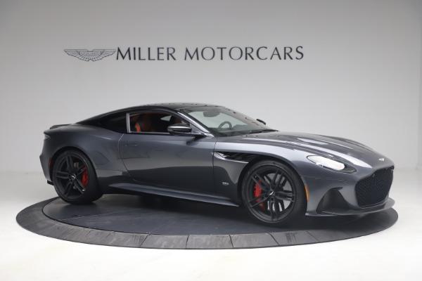 Used 2019 Aston Martin DBS Superleggera for sale $279,990 at Pagani of Greenwich in Greenwich CT 06830 9