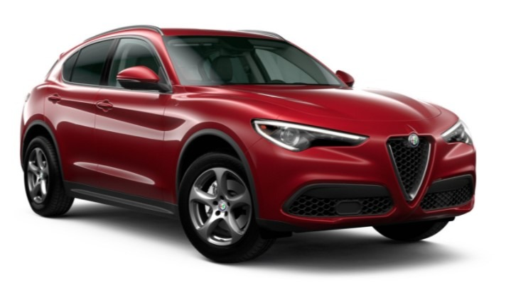 New 2021 Alfa Romeo Stelvio Sprint for sale $44,745 at Pagani of Greenwich in Greenwich CT 06830 1