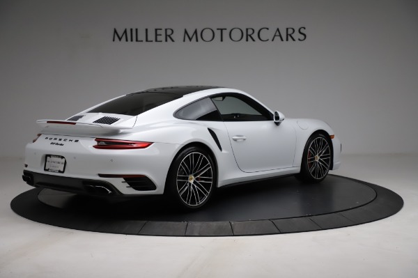 Used 2018 Porsche 911 Turbo for sale $159,990 at Pagani of Greenwich in Greenwich CT 06830 10