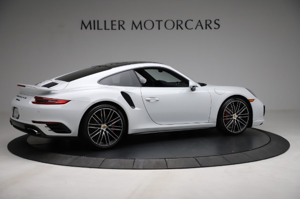 Used 2018 Porsche 911 Turbo for sale $159,990 at Pagani of Greenwich in Greenwich CT 06830 11