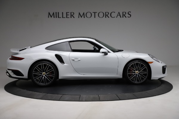 Used 2018 Porsche 911 Turbo for sale $159,990 at Pagani of Greenwich in Greenwich CT 06830 12