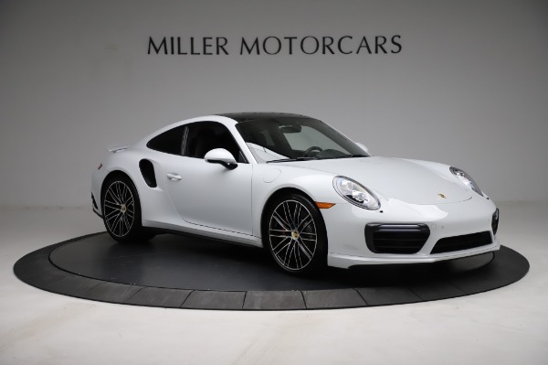 Used 2018 Porsche 911 Turbo for sale $159,990 at Pagani of Greenwich in Greenwich CT 06830 14