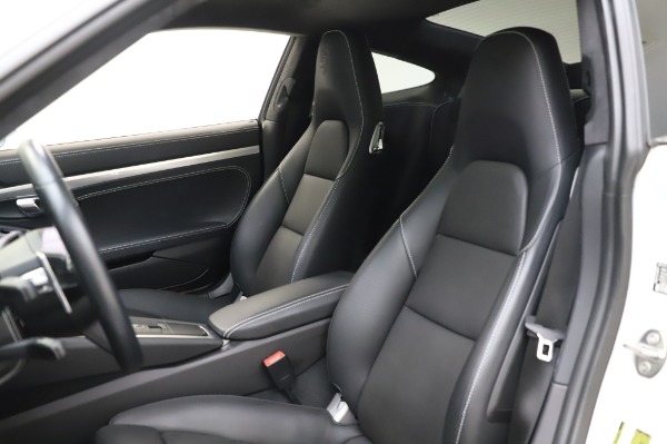 Used 2018 Porsche 911 Turbo for sale $159,990 at Pagani of Greenwich in Greenwich CT 06830 18