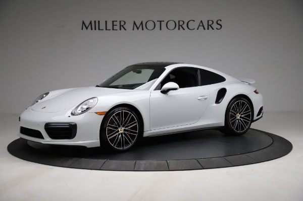 Used 2018 Porsche 911 Turbo for sale $159,990 at Pagani of Greenwich in Greenwich CT 06830 2