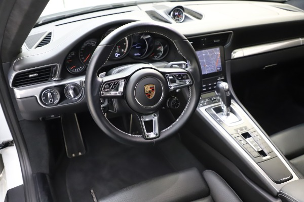Used 2018 Porsche 911 Turbo for sale $159,990 at Pagani of Greenwich in Greenwich CT 06830 22
