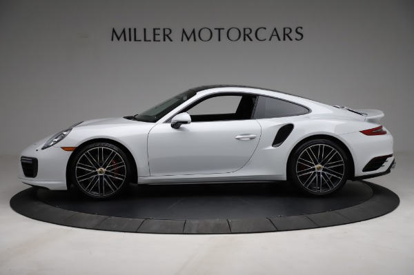 Used 2018 Porsche 911 Turbo for sale $159,990 at Pagani of Greenwich in Greenwich CT 06830 4