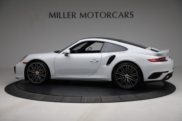 Used 2018 Porsche 911 Turbo for sale $159,990 at Pagani of Greenwich in Greenwich CT 06830 5