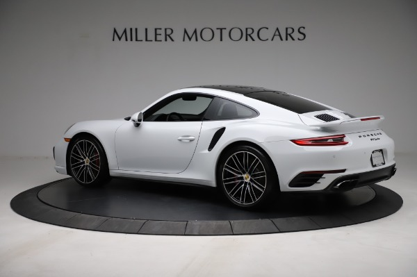 Used 2018 Porsche 911 Turbo for sale $159,990 at Pagani of Greenwich in Greenwich CT 06830 6