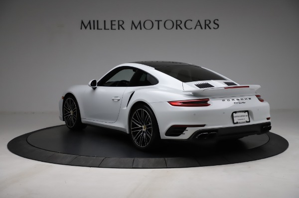 Used 2018 Porsche 911 Turbo for sale $159,990 at Pagani of Greenwich in Greenwich CT 06830 7