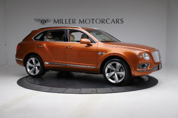 Used 2018 Bentley Bentayga Onyx Edition for sale $149,900 at Pagani of Greenwich in Greenwich CT 06830 10