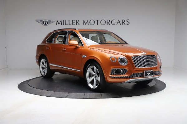 Used 2018 Bentley Bentayga Onyx Edition for sale $149,900 at Pagani of Greenwich in Greenwich CT 06830 11