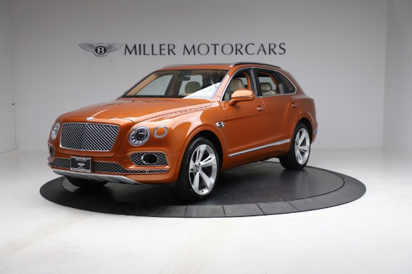 Used 2018 Bentley Bentayga Onyx Edition for sale $149,900 at Pagani of Greenwich in Greenwich CT 06830 2