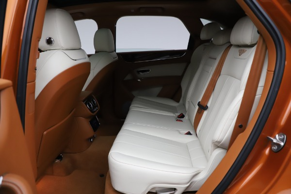 Used 2018 Bentley Bentayga Onyx Edition for sale $149,900 at Pagani of Greenwich in Greenwich CT 06830 22
