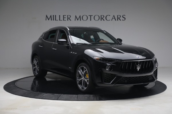 New 2021 Maserati Levante S Q4 GranSport for sale Call for price at Pagani of Greenwich in Greenwich CT 06830 11