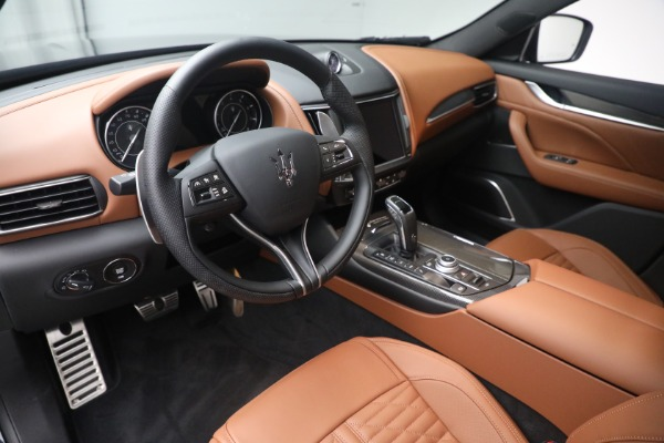 New 2021 Maserati Levante S Q4 GranSport for sale Call for price at Pagani of Greenwich in Greenwich CT 06830 15