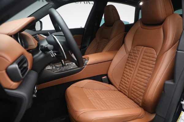 New 2021 Maserati Levante S Q4 GranSport for sale Call for price at Pagani of Greenwich in Greenwich CT 06830 17