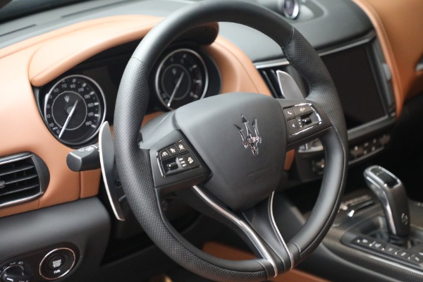 New 2021 Maserati Levante S Q4 GranSport for sale Call for price at Pagani of Greenwich in Greenwich CT 06830 19