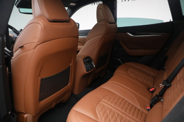 New 2021 Maserati Levante S Q4 GranSport for sale Call for price at Pagani of Greenwich in Greenwich CT 06830 25