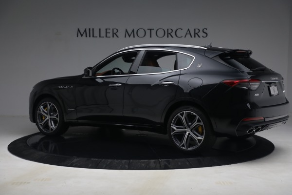 New 2021 Maserati Levante S Q4 GranSport for sale Call for price at Pagani of Greenwich in Greenwich CT 06830 4