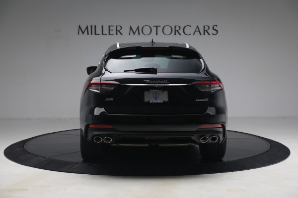 New 2021 Maserati Levante S Q4 GranSport for sale Call for price at Pagani of Greenwich in Greenwich CT 06830 6