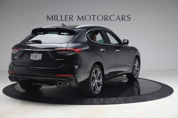 New 2021 Maserati Levante S Q4 GranSport for sale Call for price at Pagani of Greenwich in Greenwich CT 06830 7