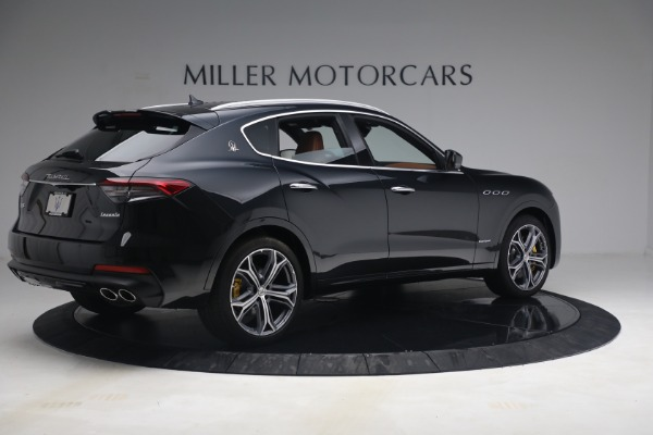 New 2021 Maserati Levante S Q4 GranSport for sale Call for price at Pagani of Greenwich in Greenwich CT 06830 8