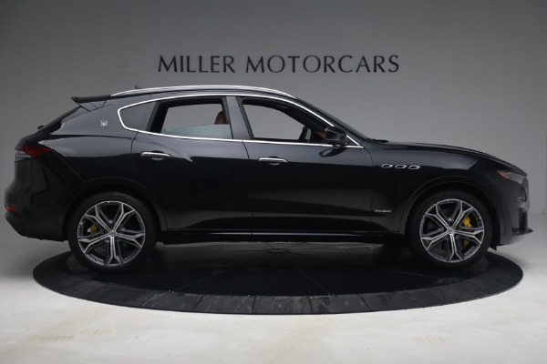 New 2021 Maserati Levante S Q4 GranSport for sale Call for price at Pagani of Greenwich in Greenwich CT 06830 9