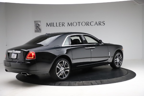 Used 2017 Rolls-Royce Ghost for sale $209,900 at Pagani of Greenwich in Greenwich CT 06830 11