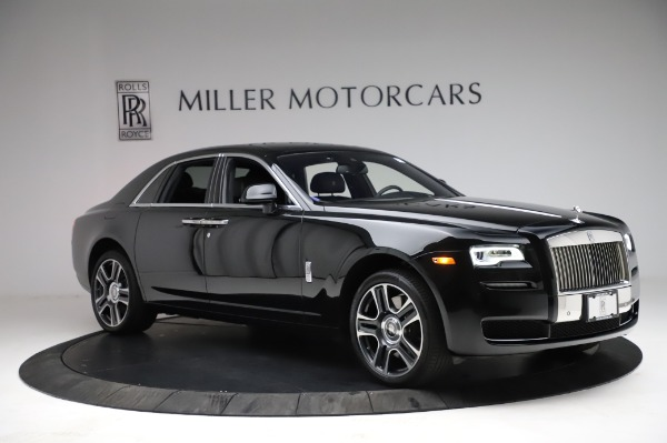 Used 2017 Rolls-Royce Ghost for sale $209,900 at Pagani of Greenwich in Greenwich CT 06830 15