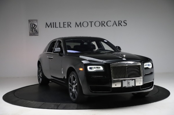 Used 2017 Rolls-Royce Ghost for sale $209,900 at Pagani of Greenwich in Greenwich CT 06830 16