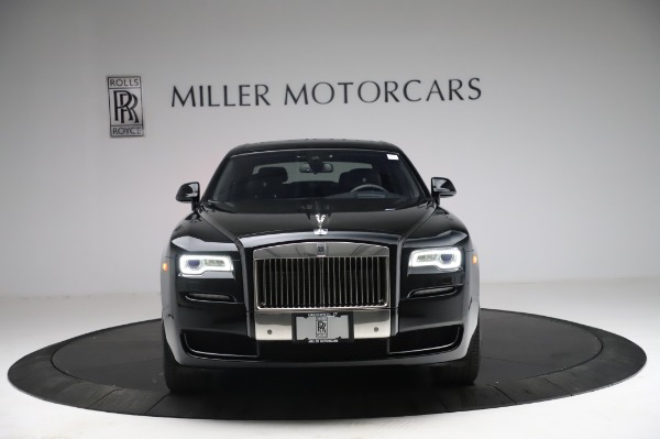 Used 2017 Rolls-Royce Ghost for sale $209,900 at Pagani of Greenwich in Greenwich CT 06830 17