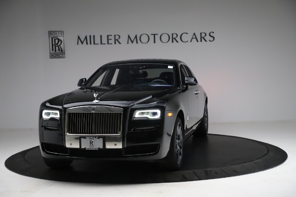 Used 2017 Rolls-Royce Ghost for sale $209,900 at Pagani of Greenwich in Greenwich CT 06830 18