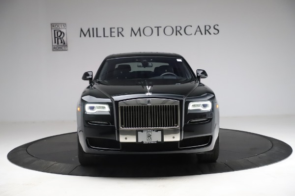 Used 2017 Rolls-Royce Ghost for sale $209,900 at Pagani of Greenwich in Greenwich CT 06830 2