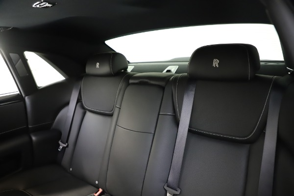 Used 2017 Rolls-Royce Ghost for sale $209,900 at Pagani of Greenwich in Greenwich CT 06830 24
