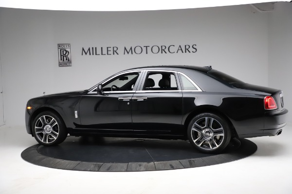 Used 2017 Rolls-Royce Ghost for sale $209,900 at Pagani of Greenwich in Greenwich CT 06830 6