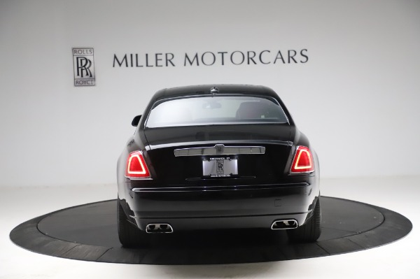 Used 2017 Rolls-Royce Ghost for sale $209,900 at Pagani of Greenwich in Greenwich CT 06830 9