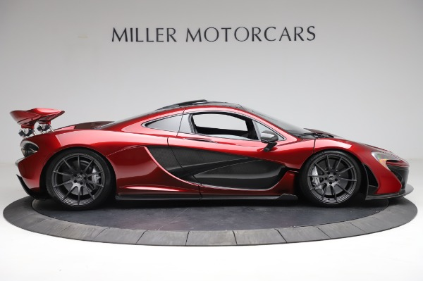 Used 2014 McLaren P1 for sale Sold at Pagani of Greenwich in Greenwich CT 06830 11