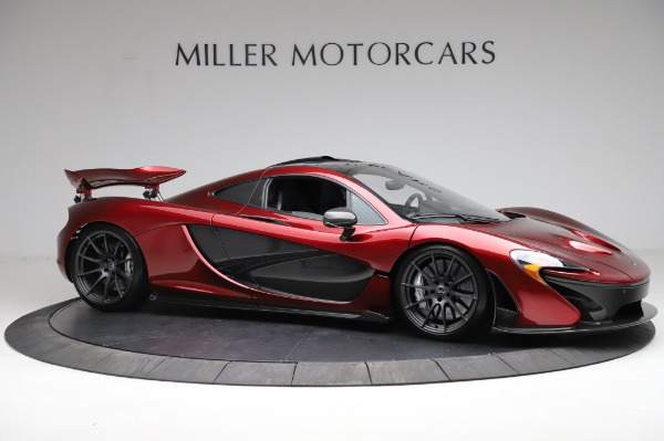Used 2014 McLaren P1 for sale Sold at Pagani of Greenwich in Greenwich CT 06830 12