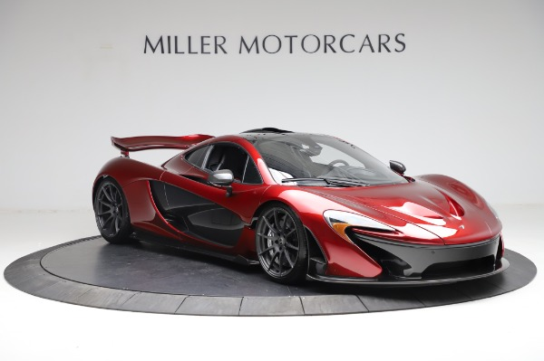 Used 2014 McLaren P1 for sale Sold at Pagani of Greenwich in Greenwich CT 06830 13